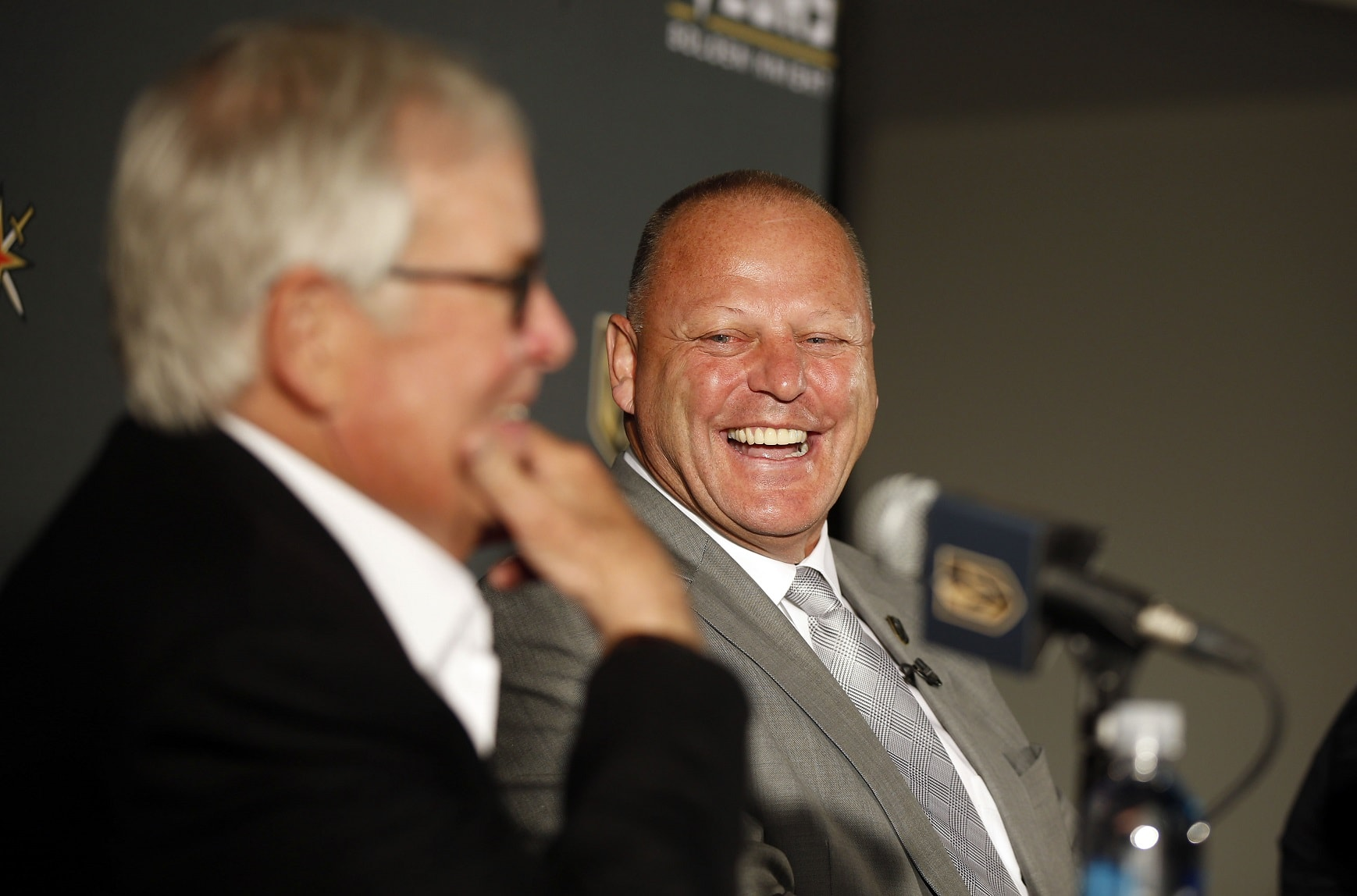 Exclusive Interview – Coach Gerard Gallant – Vegas Golden