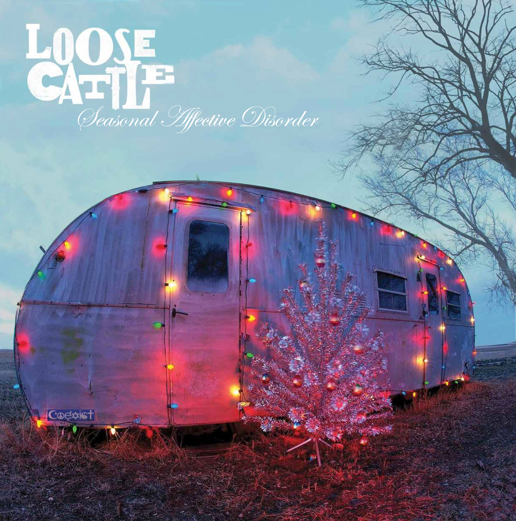 Loose Cattle Album Cover: Seasonal Affective Disorder
