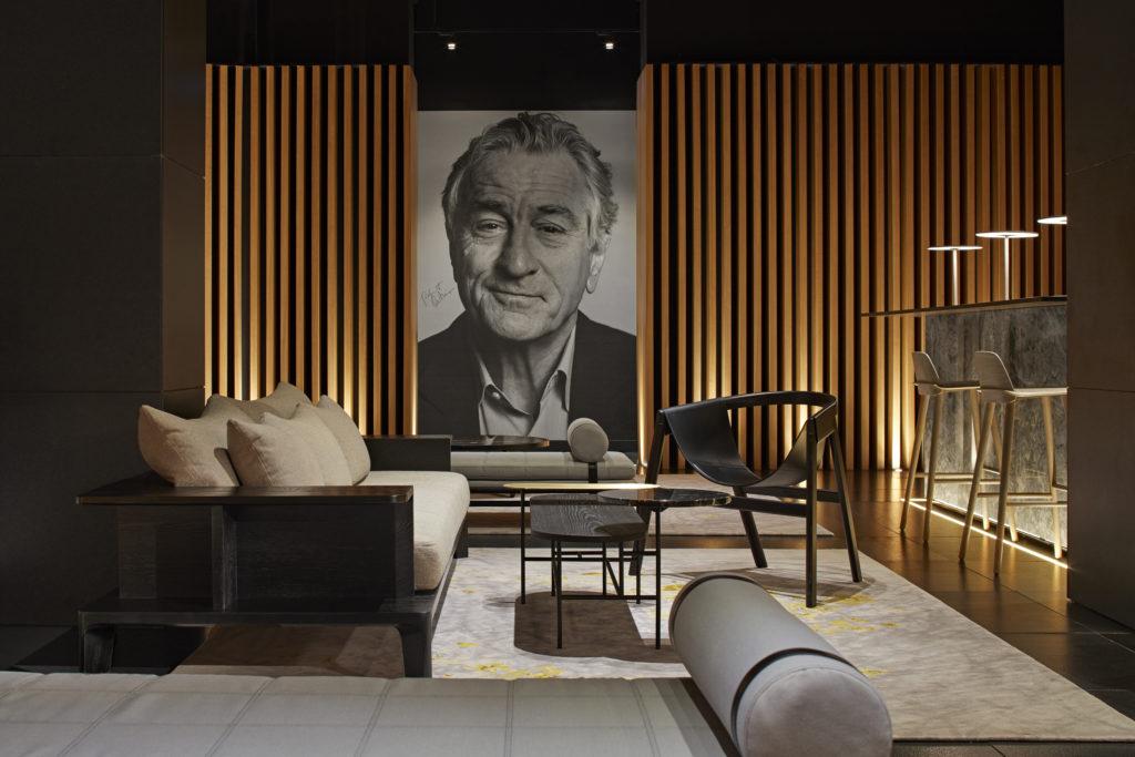 Studio Munge Nobu Gallery Evan Dion