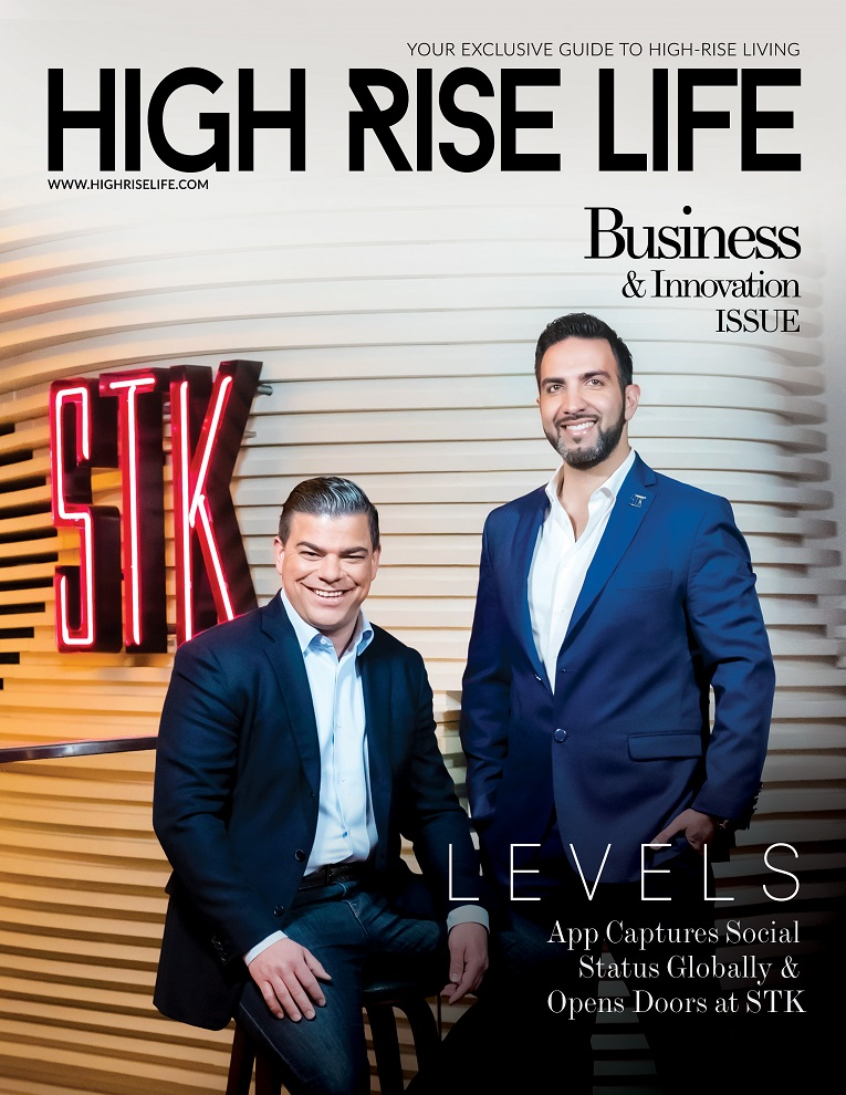 High Rise Life Magazine - April 2018 - Heidi Holly