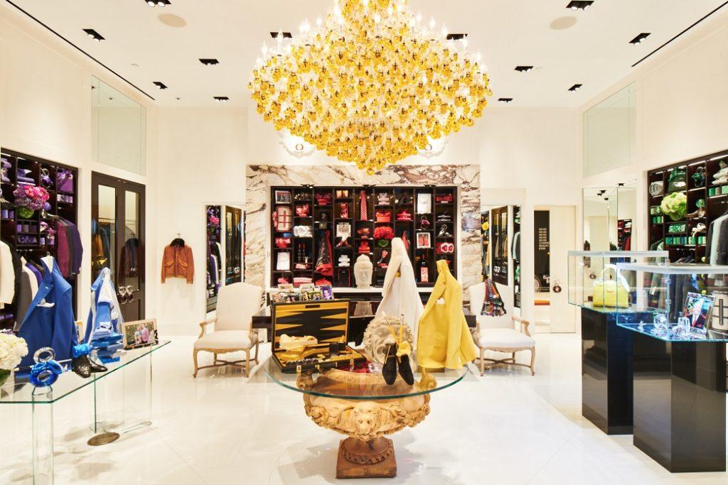House Of Bijan Celebrates Las Vegas Boutique Opening At